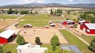 Briarwood Horse Farm Kelowna BC Canada VideoTour