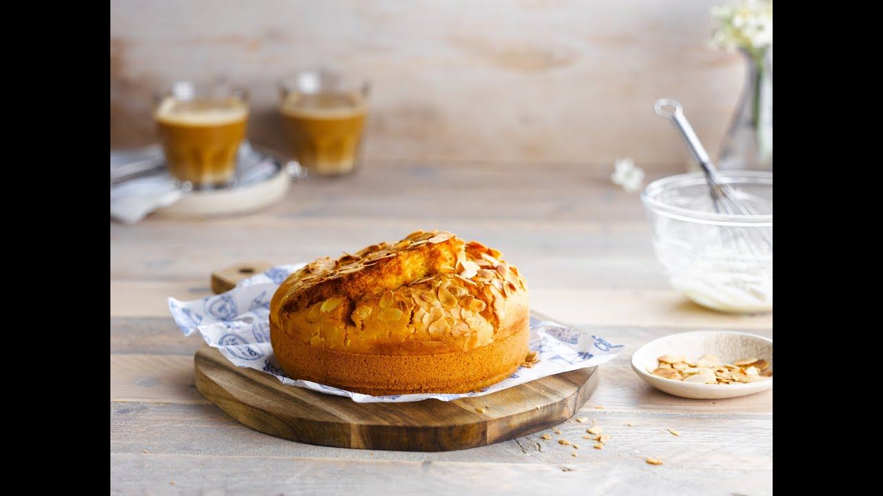 Alpro Recipe Simple Vanilla Cake