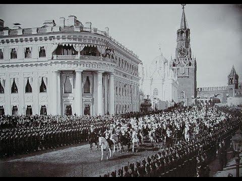 На минуту в прошлое.Старинные фото Москвы(Vintage photo of Moscow)