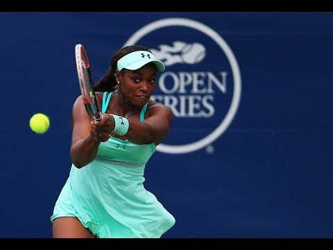 2017 Rogers Cup Quarterfinals | Lucie Safarova vs Sloane Stephens | WTA Highlights