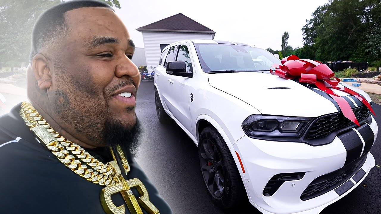 TAKING DELIVERY OF 2021 DURANGO HELLCAT (tracktion response)