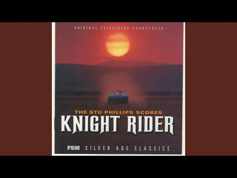 Knight Rider Main Theme
