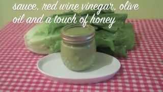 Step By Step Recipes - Vegan Green Goddess