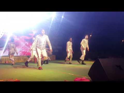 Monica Bedi || Performance || Lucknow