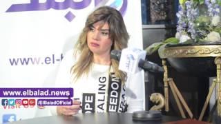 رانيا فريد شوقي تكشف سبب رفضها لبعض الأعمال الفنية.. فيديو