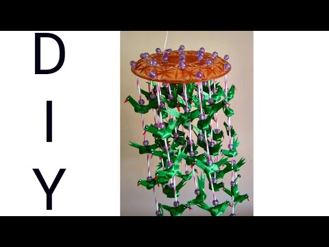 FISH WIRE CRAFT IDEAS | PARROT WITH FISH WIRE | Vichu Crafts