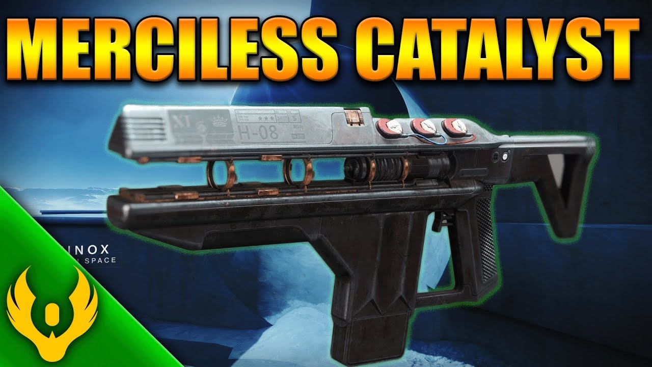 Destiny 2 | Merciless Catalyst PvP Gameplay Review | Season Of Opulence