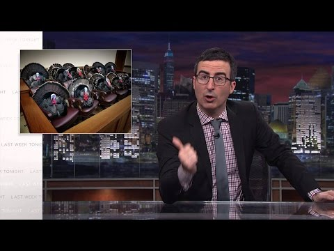 Last Week Tonight with John Oliver: Government Surveillance (obama)
