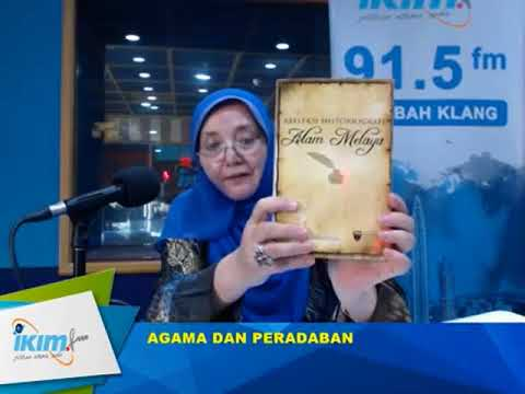 Org Melayu Sudah Tulis Manuskrip Di Kurun Ke 9 Prof Dr Tatiana Denisova Pakar Sejarah Radio IKIM FM