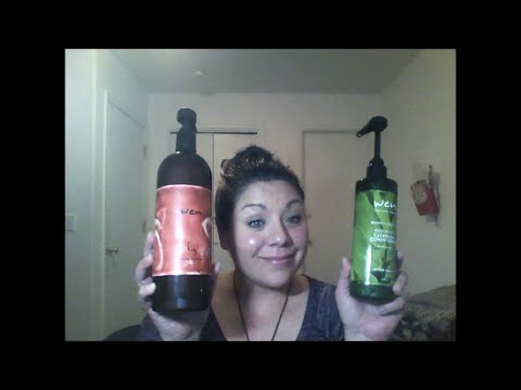 How do you use wen hair products