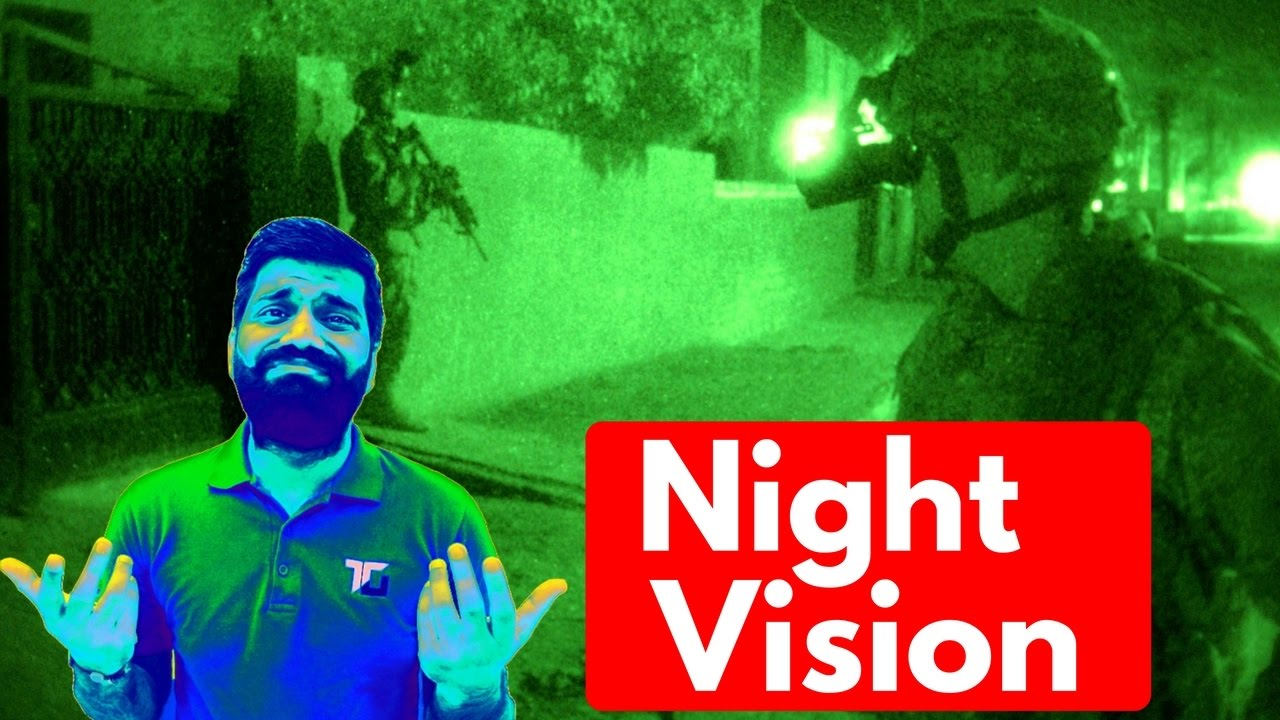 how night vision works Night vision is the ability to see in low-light conditions whether by biological or technological means, night vision is made possible by a combination of two.