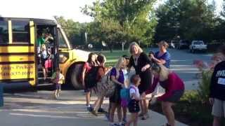 Back to School ~ Powhatan School