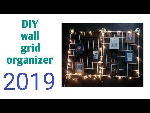 50 pesos wall grid  at murang accesories sa divisoria saan makakabili? + DIY wall grid organizer