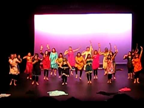 Bondar Community Centre Bollywood Dance May 2010