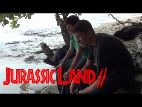 JURASSIC LAND 2 - A Jurassic Park Fan Film