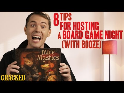 8 Ways To Plan A Board Game Night (For Adults)