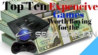 Top Ten Expensive Games Worth Buying for the Sega Saturn