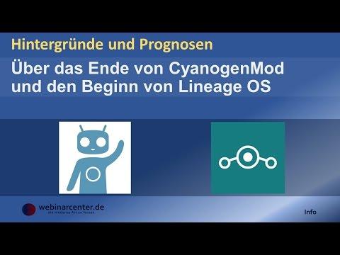 Über das Ende von CyanogenMod und den Neubeginn von Lineage OS [deutsch]