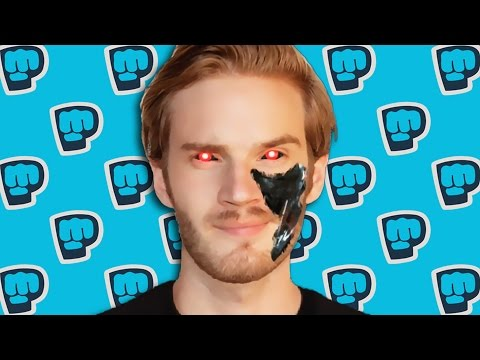 Thumbnail: TAKING OVER THE WORLD | PewDieBot