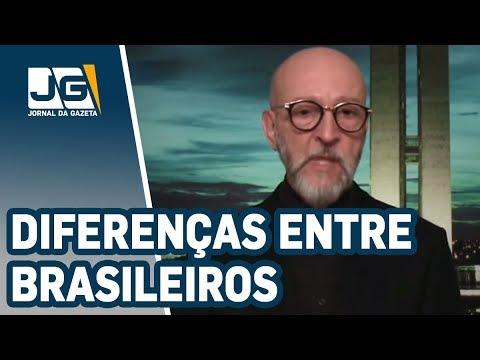 Josias de Souza/Justiça acentua diferenças entre brasileiros