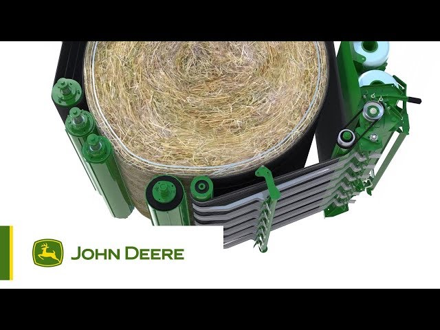 John Deere - Rotopresse a camera variabile Serie G