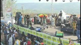 Luciano and Joseph Israel -Singing- Ruff Times Live @ Rebel Salute in Jamaica