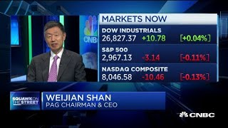 Weijian Shan: Trade damage is going to be greater for the US