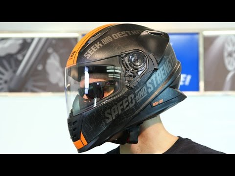 S Amp S Ss1600 Cruise Missile Helmet Motorcycle Superstore