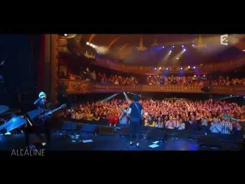 TEXAS Alcaline, le Concert INTEGRAL