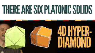 There are SIX Platonic Solids