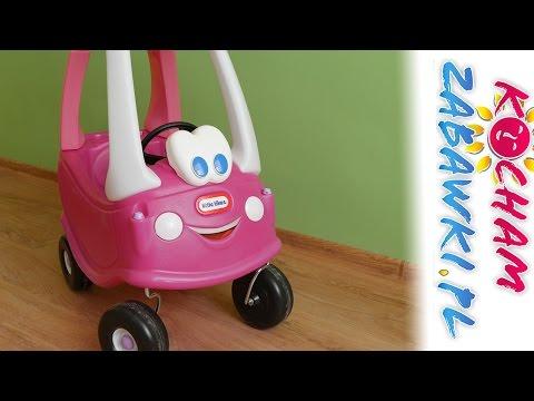 Cozy Coupe - Little Tikes - Bajki dla dzieci