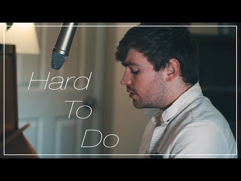 Hard To Do - Gavin James - (Cover) | Derek Anderson