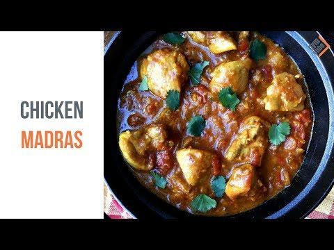 Chicken Madras | GymCube