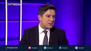 """""""Slimani'nin yeteneğini çalmışlar"""" (Futbol Net 20 Şubat 2019)"""