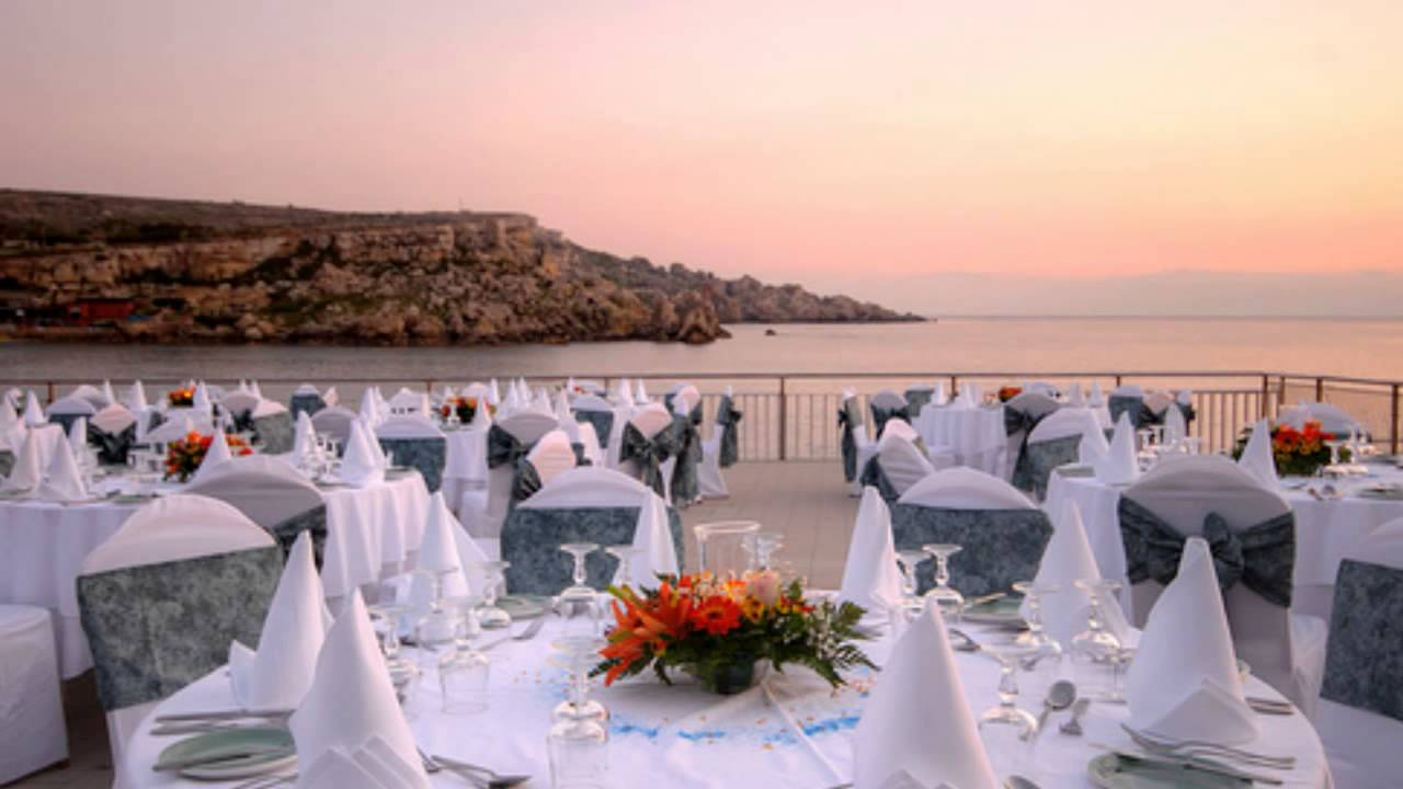 Paradise Bay Resort And Hotel Wedding In Malta Www Wherewedding Co Uk Recommends You