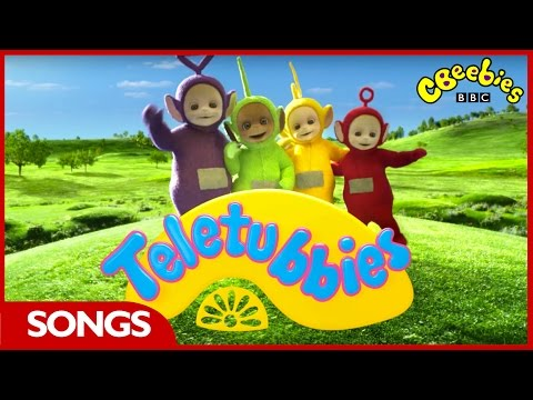 CBeebies: Teletubbies - Theme Song 2015