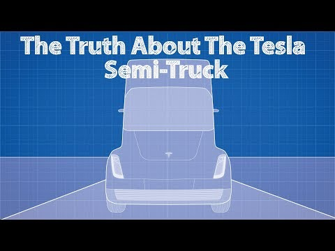 Download Youtube: The Truth About The Tesla Semi-Truck