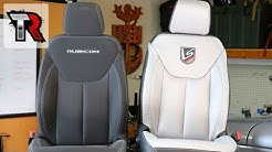 Leather Seats Interior Kit Install - Jeep Wrangler