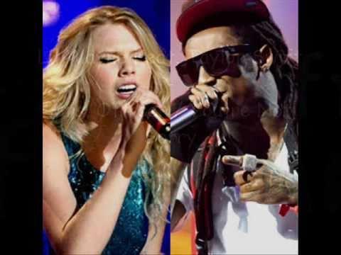 Taylor Swift & Lil Wayne - Mrs Officer Isn't Sorry (2011 MASH-UP)