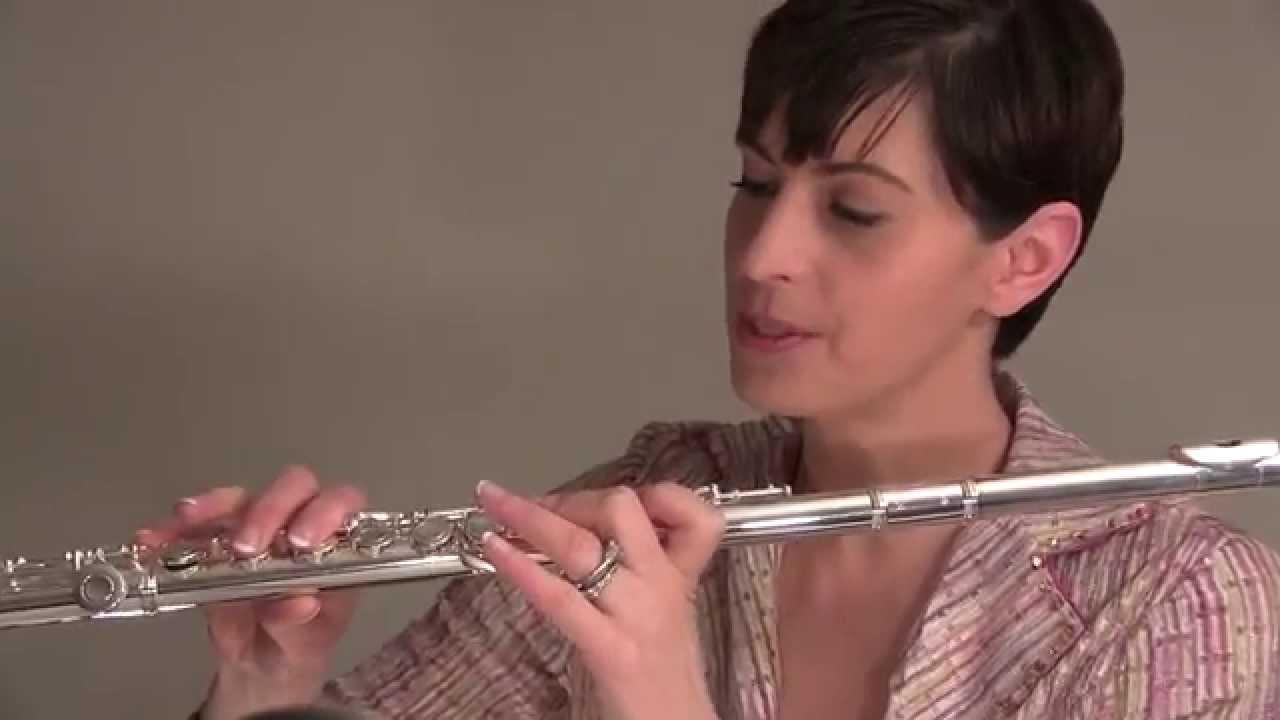 Flute Quick Tip: High E diminuendo