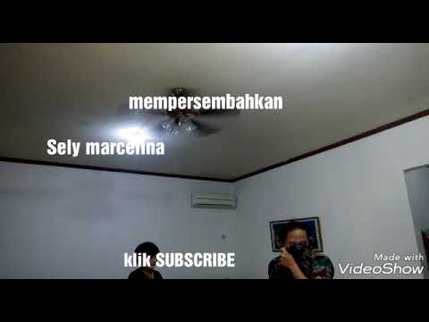Sally marcelina behind the scene