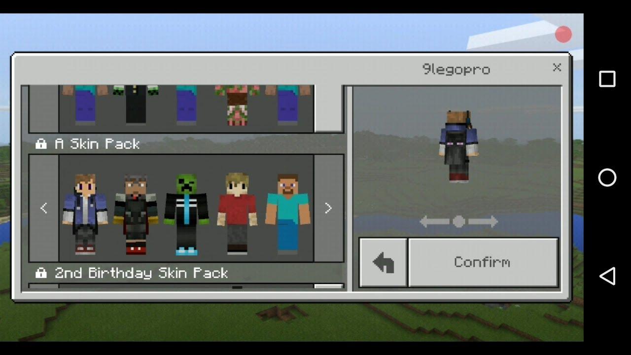 Minecraft - How to make custom skin packs! - YouTube