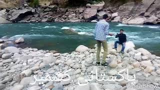 Pakistan India Kashmir Border Neelum Valley