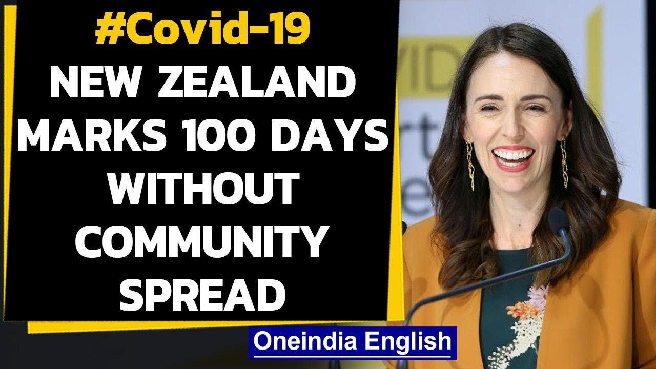 New Zealand marks 100 days with no community coronavirus ...
