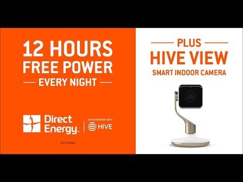 Free Electricity Every Night + a Hive View Smart Indoor Camera