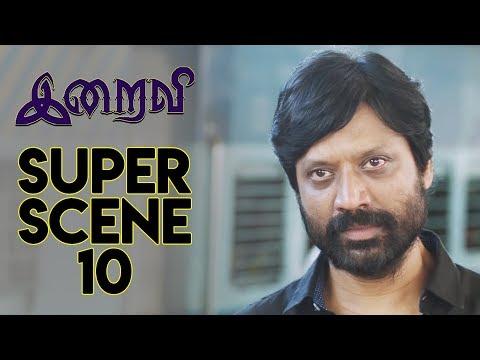 Iraivi - Super Scene 10 | S. J. Surya | Vijay Sethupathi | Bobby Simha | Anjali | Kamalinee Mukherje