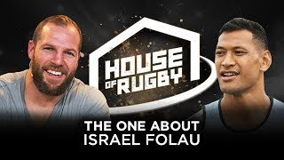 James Haskell on Israel Folau, Billy Vunipola and homophobia in sport | House of Rugby #27
