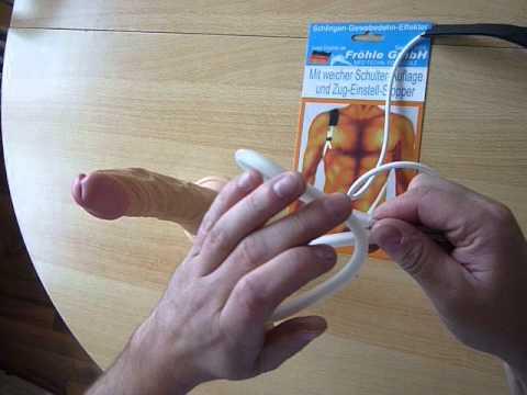 Strecker penis Penisstrecker Test