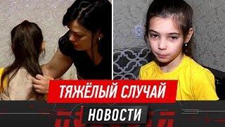 В спортивном центре Петропавловска на школьницу упал шкаф