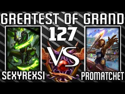 Smite - Greatest of GrandMasters #127 - Kali vs Anhur